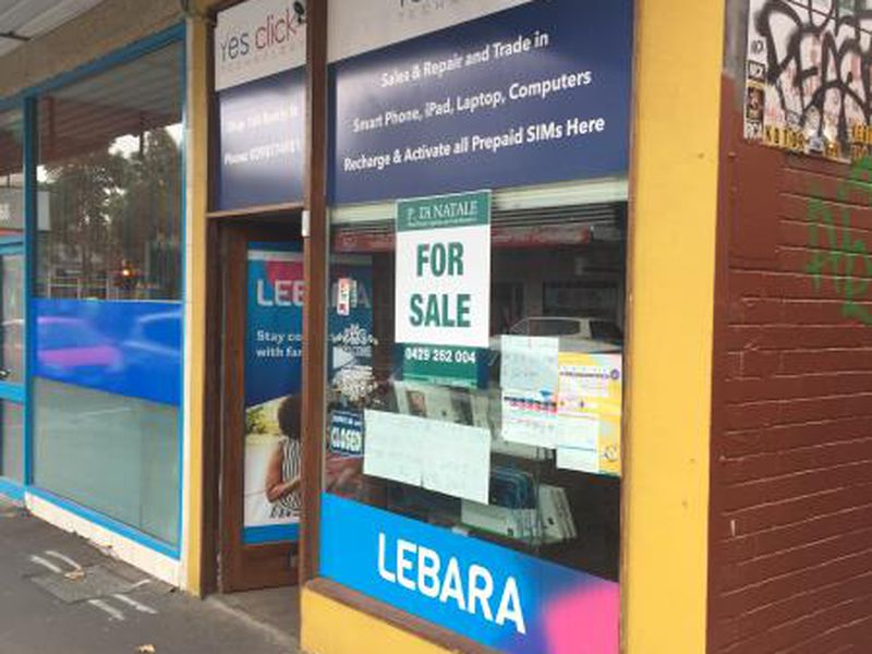 164 Barkly Street, Footscray