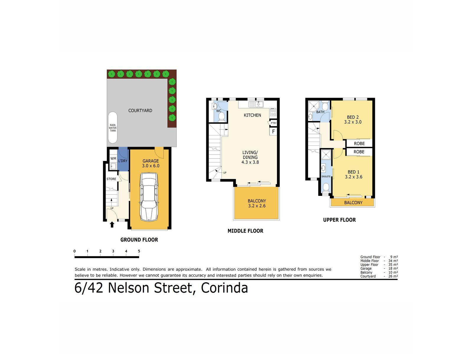 6 / 42 Nelson Street, Corinda