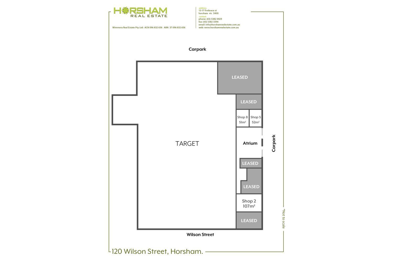 Shop 8 / 120 Wilson Street Horsham, Horsham