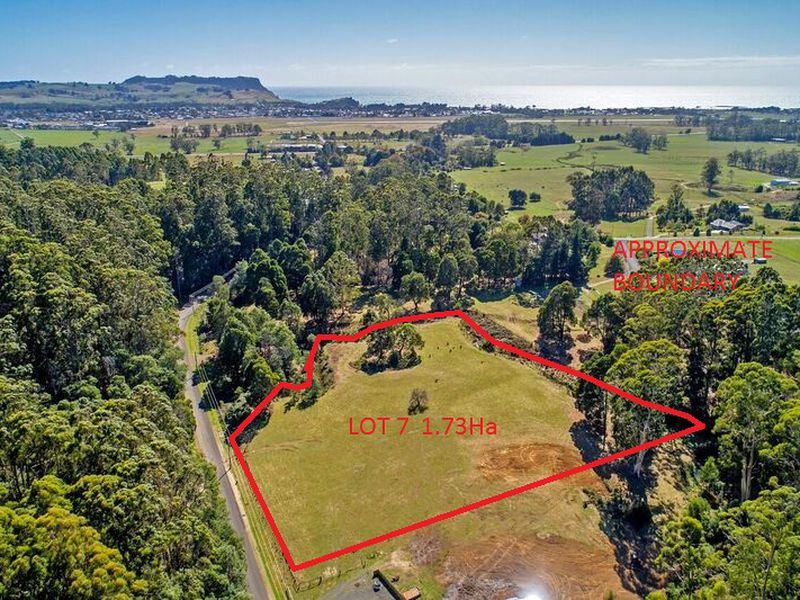 Lot 7, Reservoir Drive, Wynyard