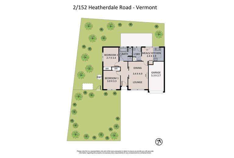 2 / 152 Heatherdale Road, Vermont