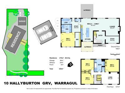 10 Hallyburton Grove, Warragul