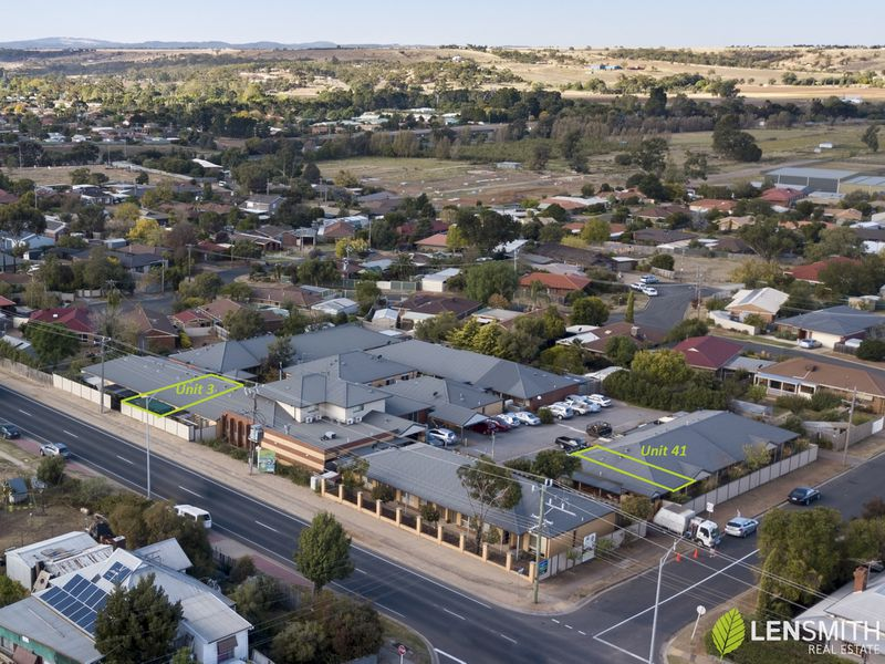 Unit 3/96  Gisborne Road, , Bacchus Marsh