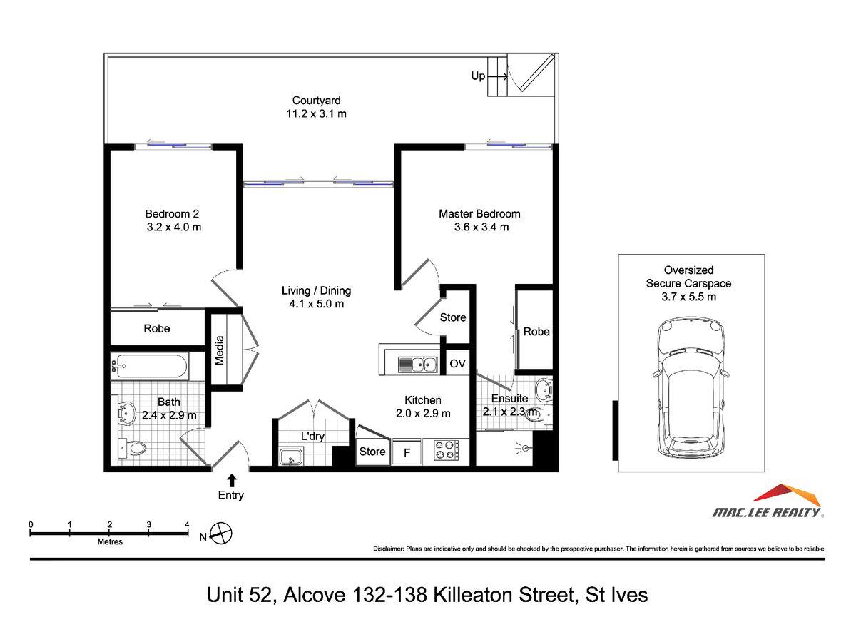 52 / 132-138 Killeaton Street, S...
