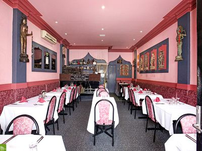 Ghedia's Indian Restaurant