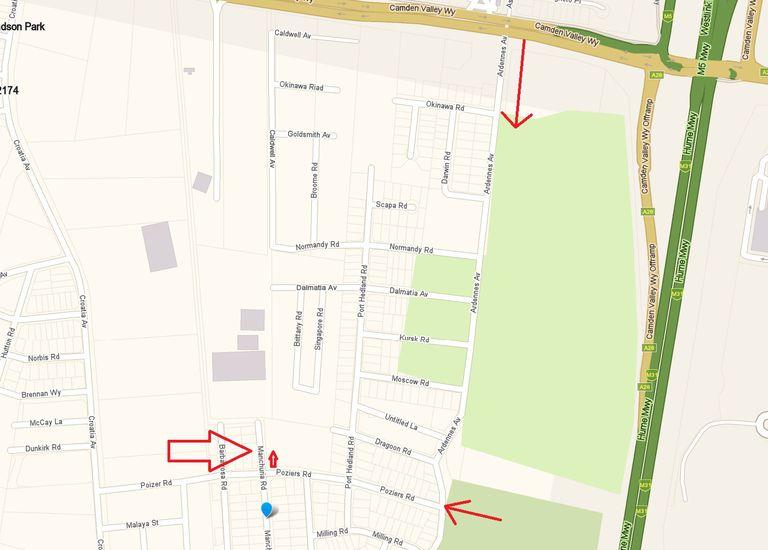 38a Manchuria Rd , Edmondson Park