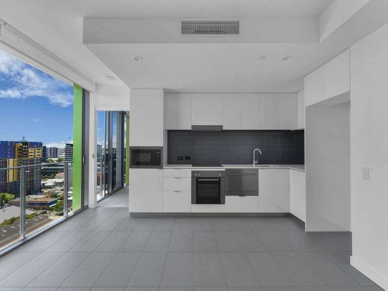 1801 / 10 Trinity Street , Fortitude Valley