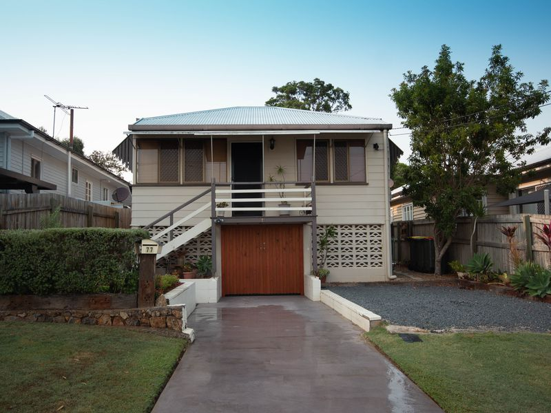 77 Hutton Avenue, Wynnum