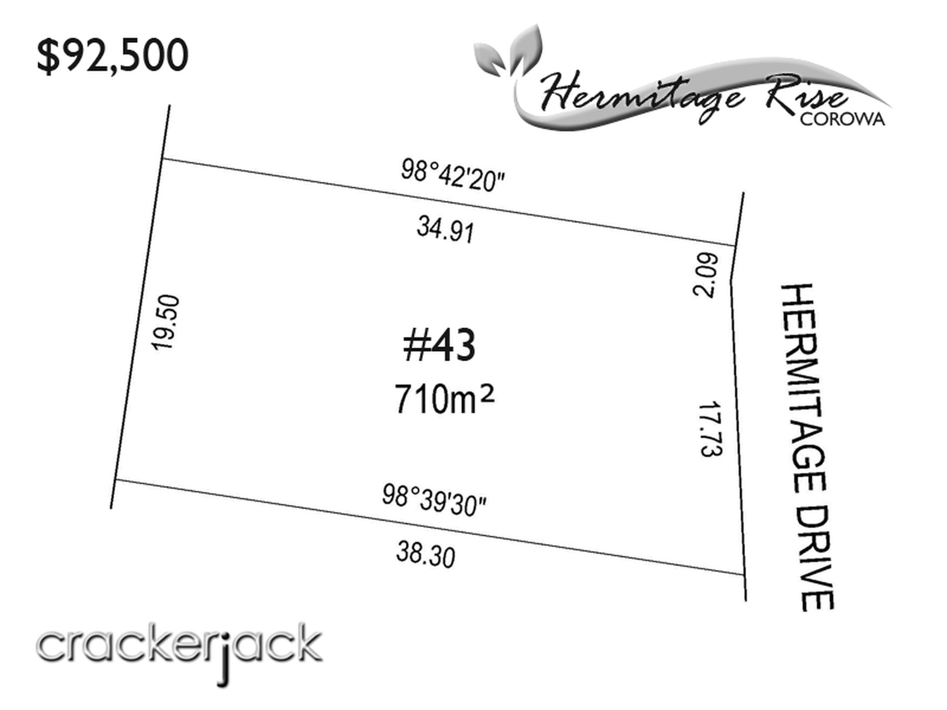43 Hermitage Drive, Corowa