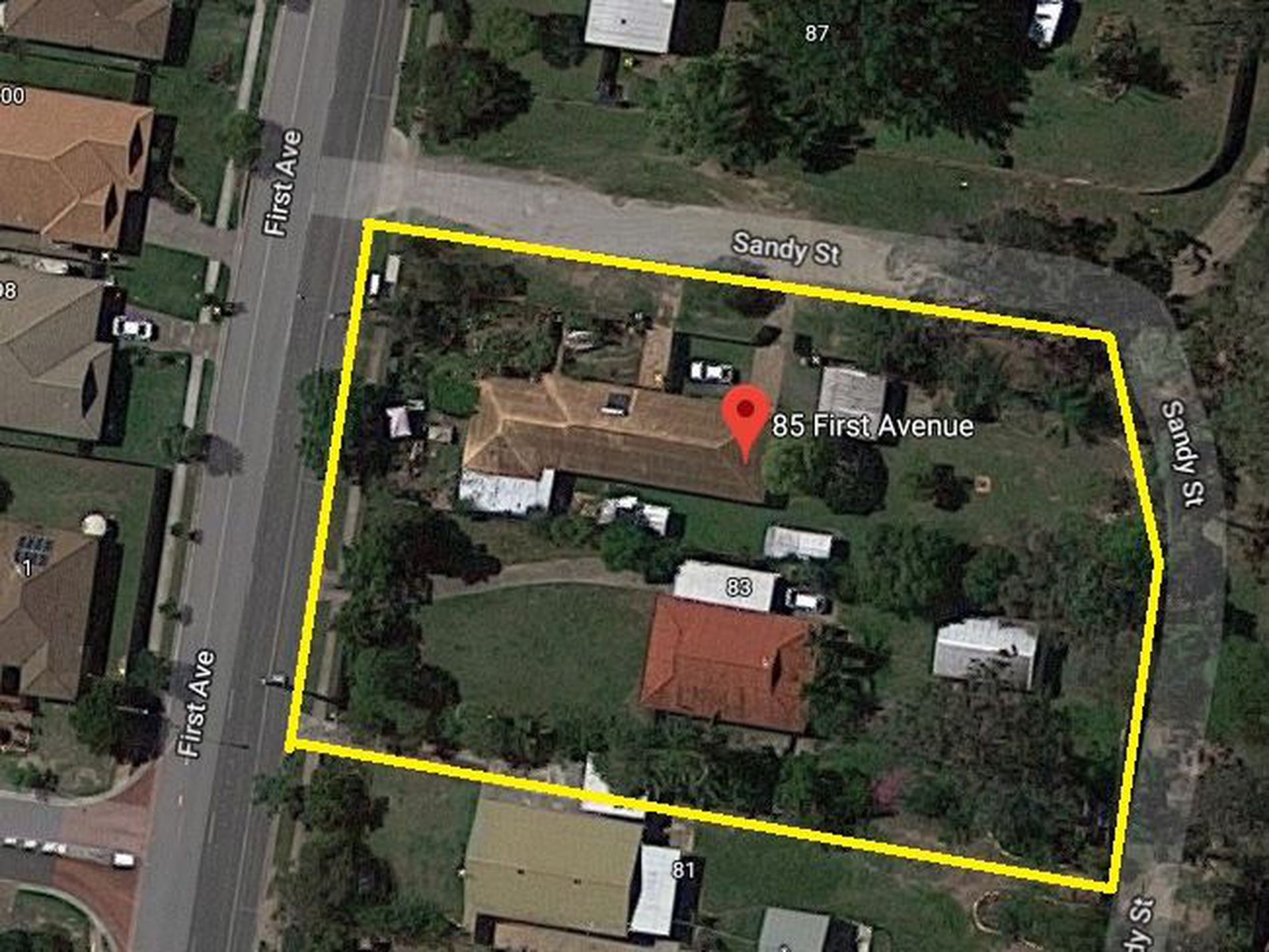 Lot 1, 83-85 First Avenue, Marsden