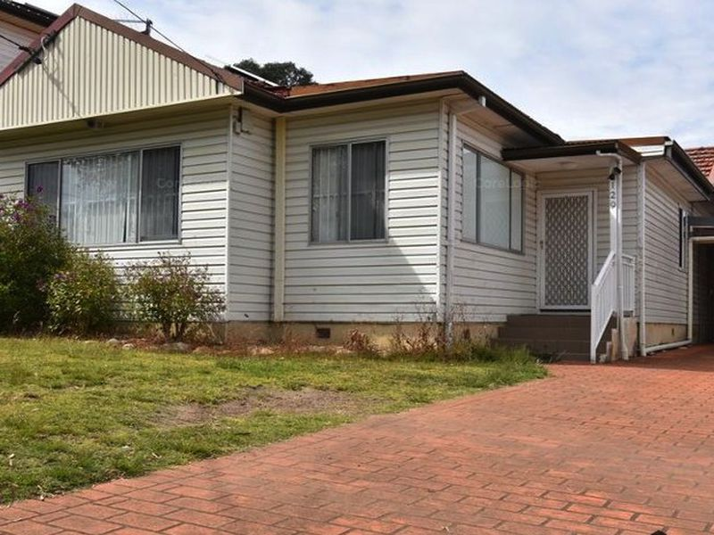 129 Proctor Parade, Chester Hill