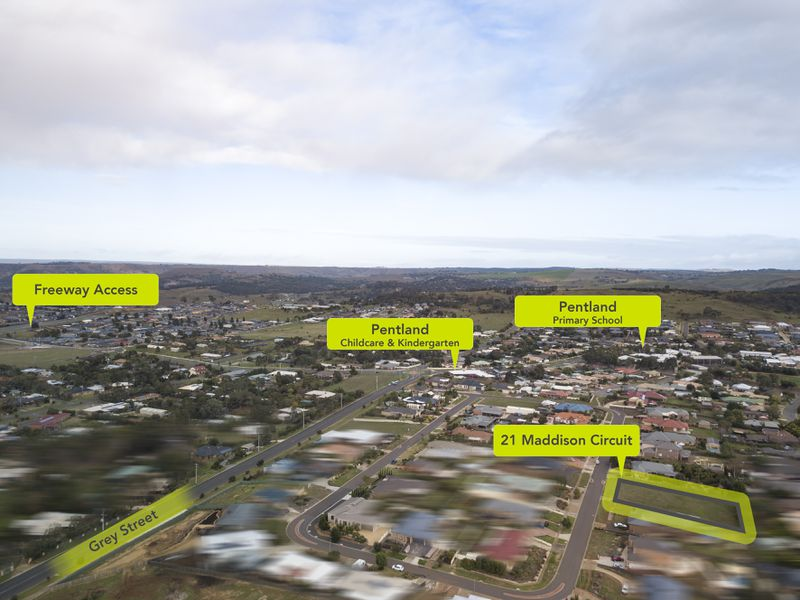 Lot 25 Maddison Circuit, , Darley