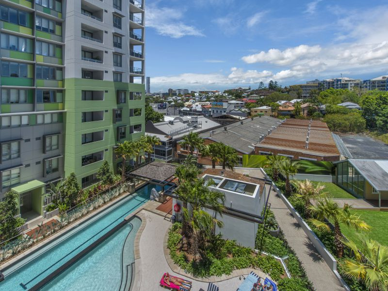 1808 / 10 Trinity Street, Fortitude Valley