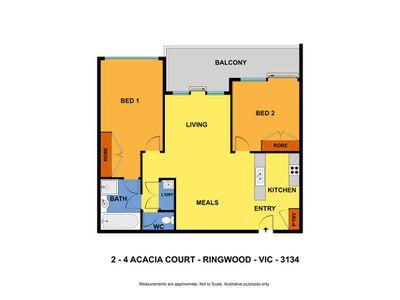 30 / 2-4 Acacia court, Ringwood