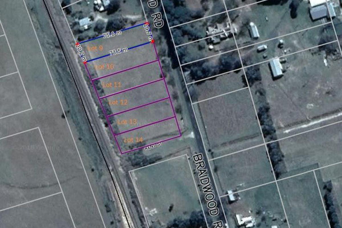 1515.4sqm - Lot 9, Lake Bathurst