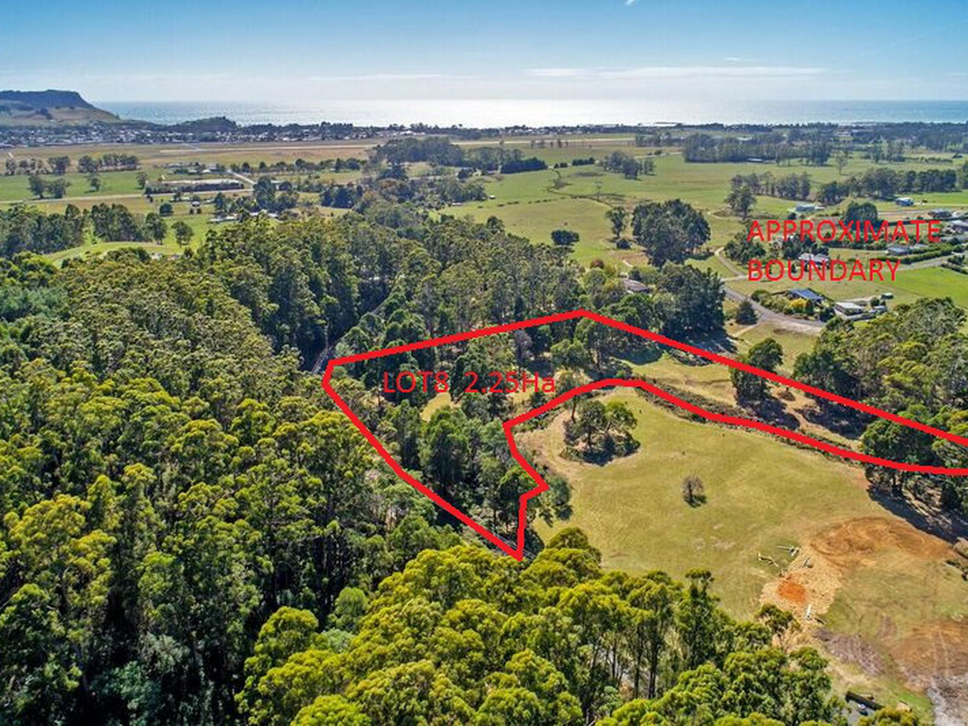 Lot 8, Reservoir Drive, Wynyard