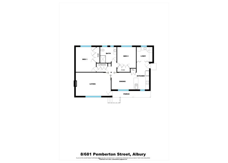 8 / 681 Pemberton Street, Albury