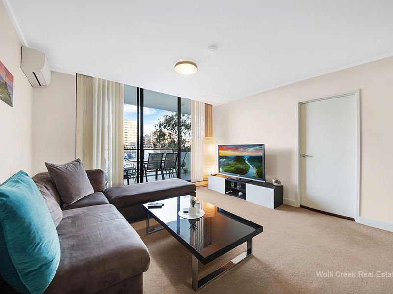 D202 / 35 Arncliffe Street, Wolli Creek