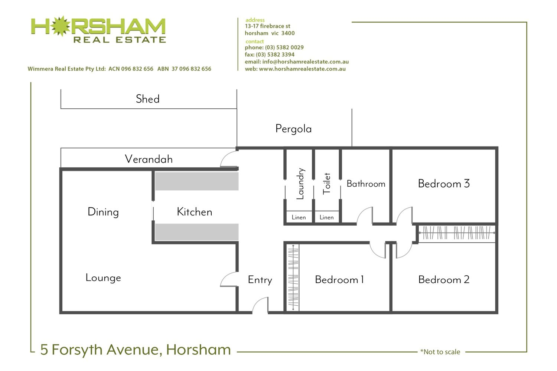 5 Forsyth Avenue, Horsham