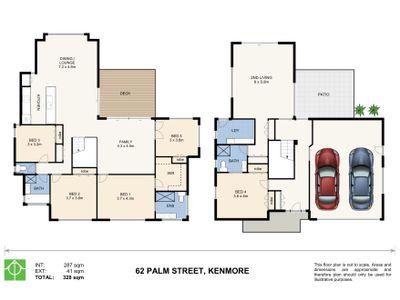62 Palm Street, Kenmore