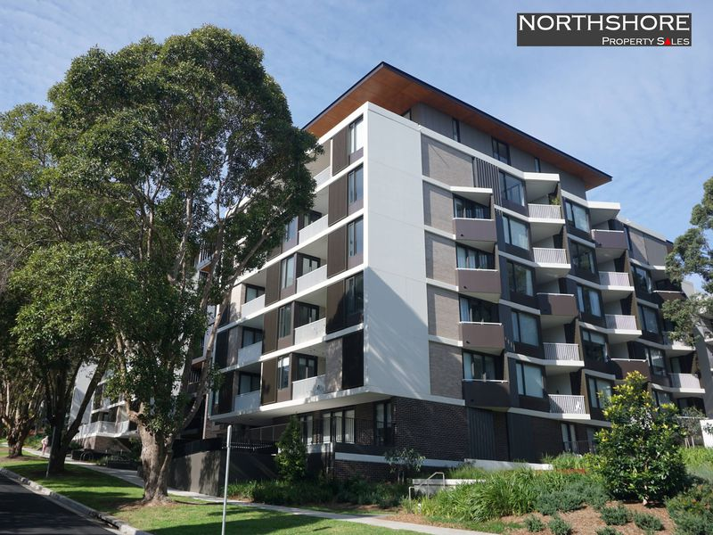 408 / 16 Birdwood Avenue, Lane Cove