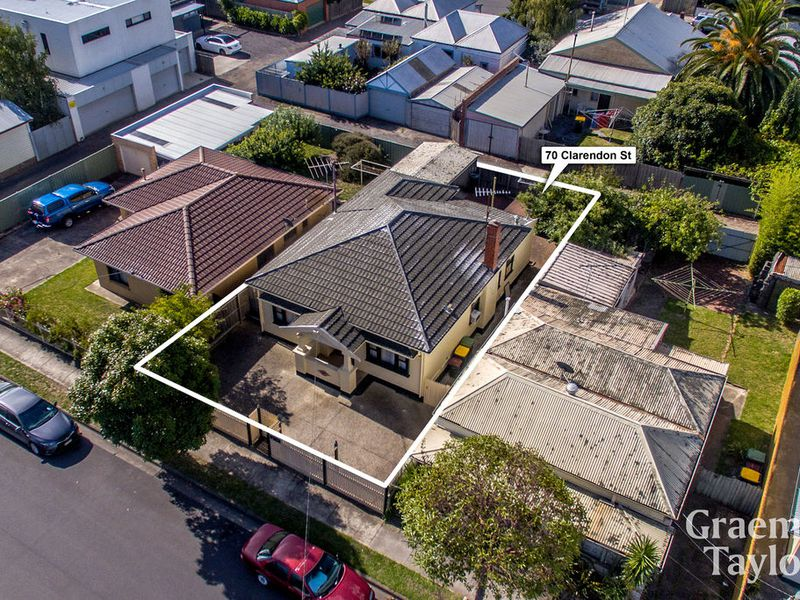 70 Clarendon Street, Newtown