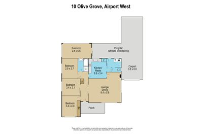 10 Olive Grove, Airport West
