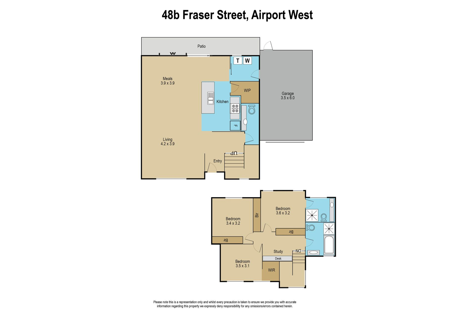 48B Fraser Street, Airport West