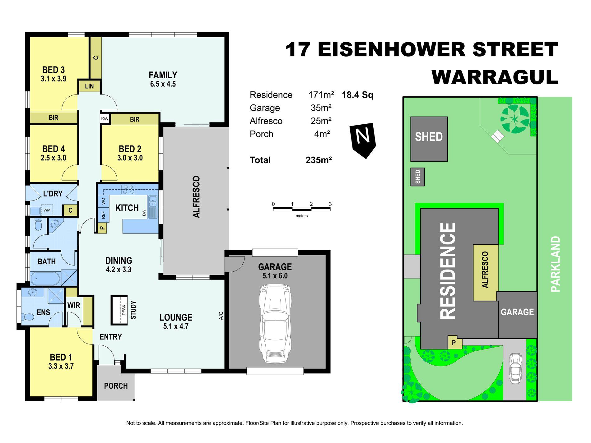 17 Eisenhower Street, Warragul