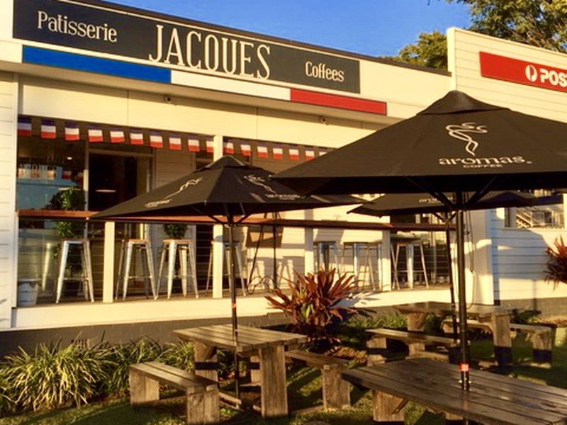 Jacques Coffee and Cake Shop