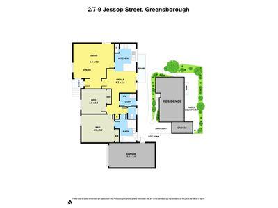 2 / 7-9 Jessop Street , Greensborough