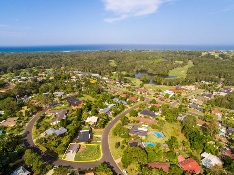 Lot 19A, Aloota Crescent, Ocean Shores