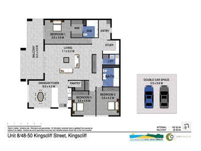8 / 48-50 Kingscliff Street , Kingscliff