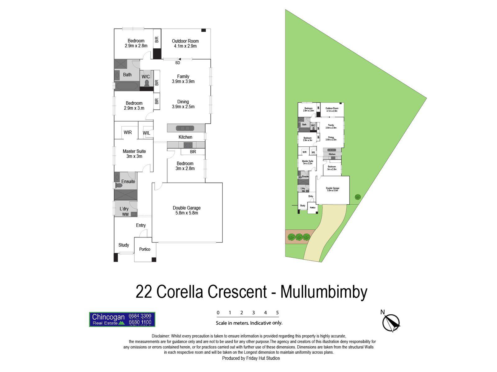 22 Corella Crescent, Mullumbimby