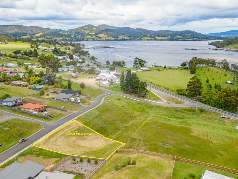 7 Port View Drive, Port Huon
