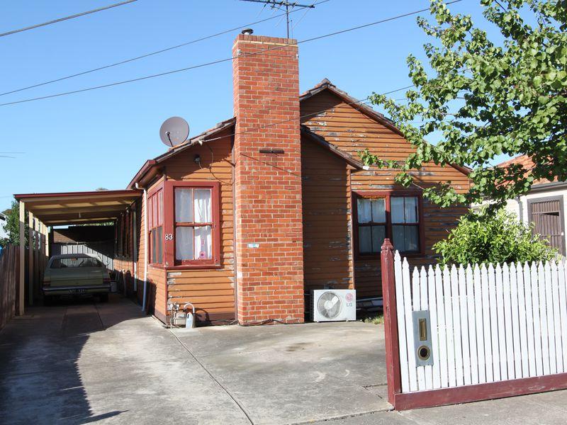 83 Pitt Street, West Footscray