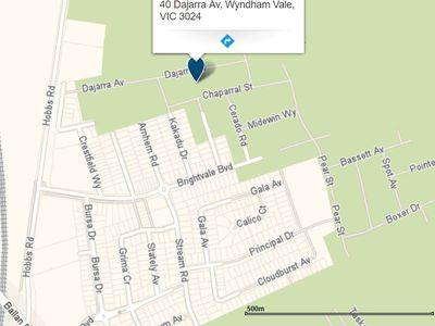40 Dajarra Avenue, Wyndham Vale