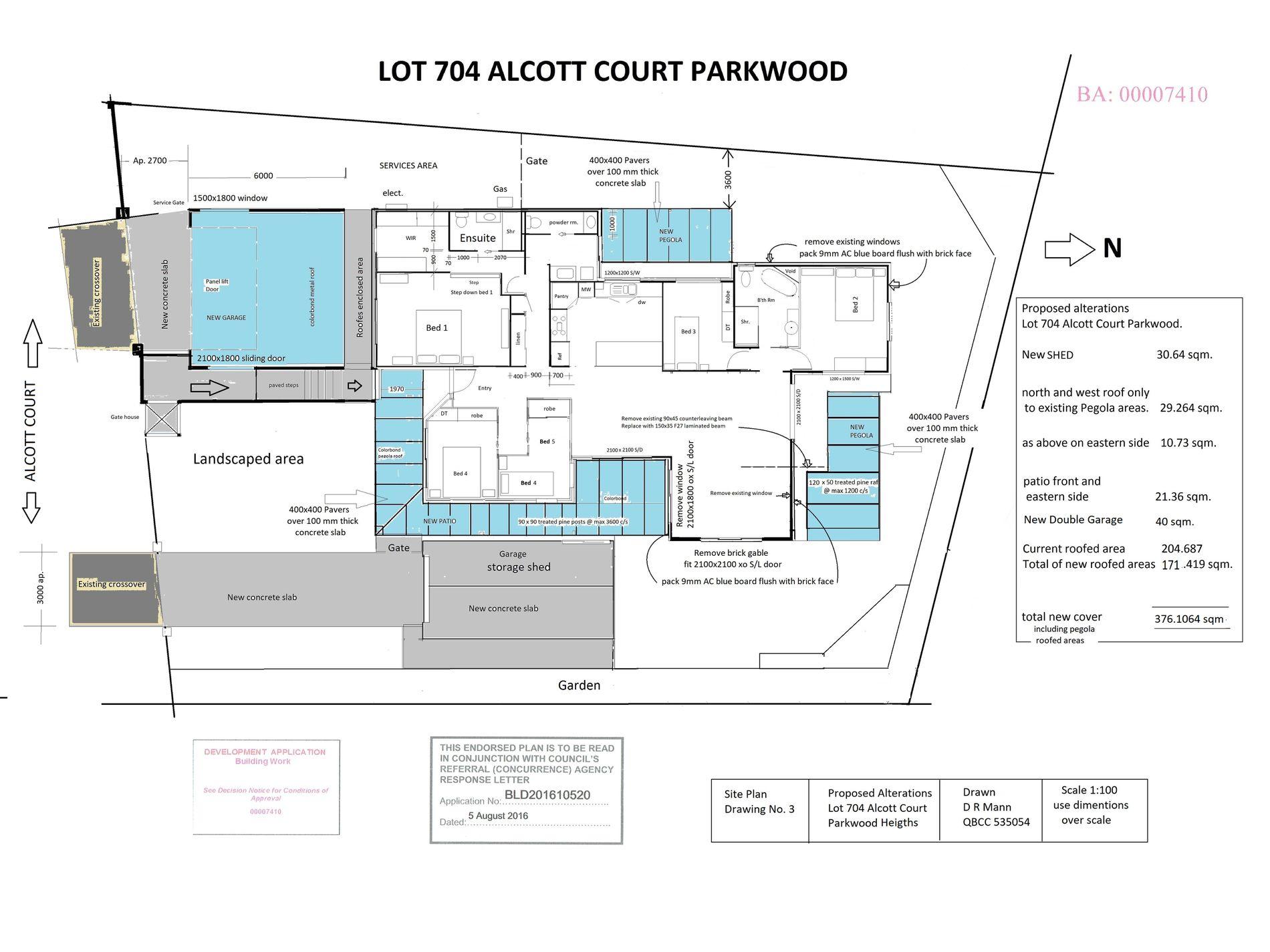 3 Alcott Court, Parkwood