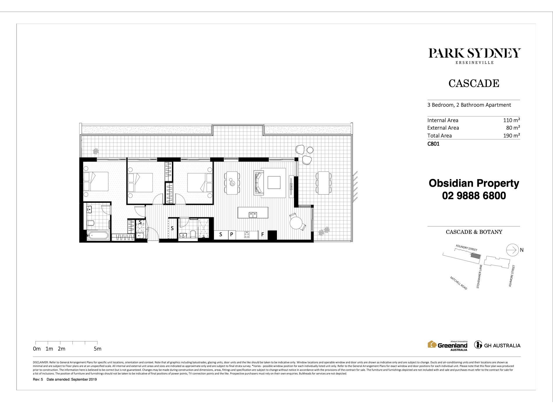 Penthouse / 57 Ashmore Street, Erskineville