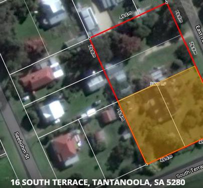 Lot 37 & 38, South Terrace, Tantanoola
