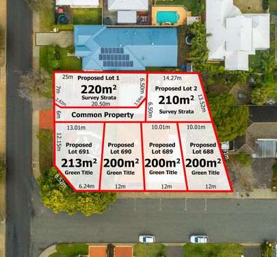 Lot 691, Troytown Way, Melville