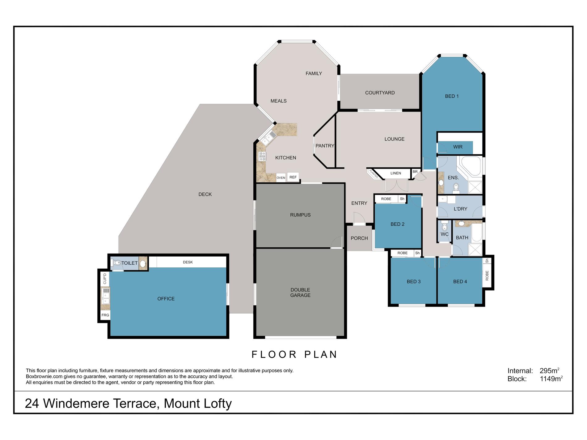 24 Windemere Terrace, Mount Lofty