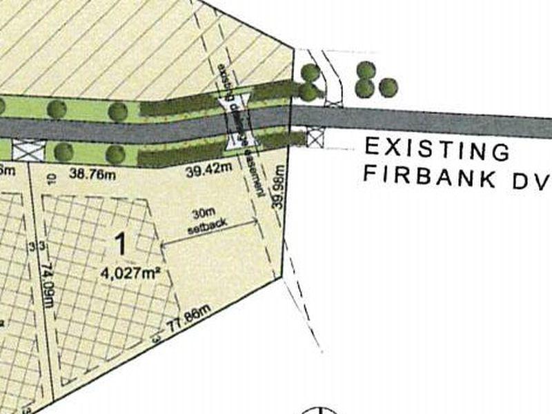 Lot 1, 53  Firbank Dve , Wangaratta