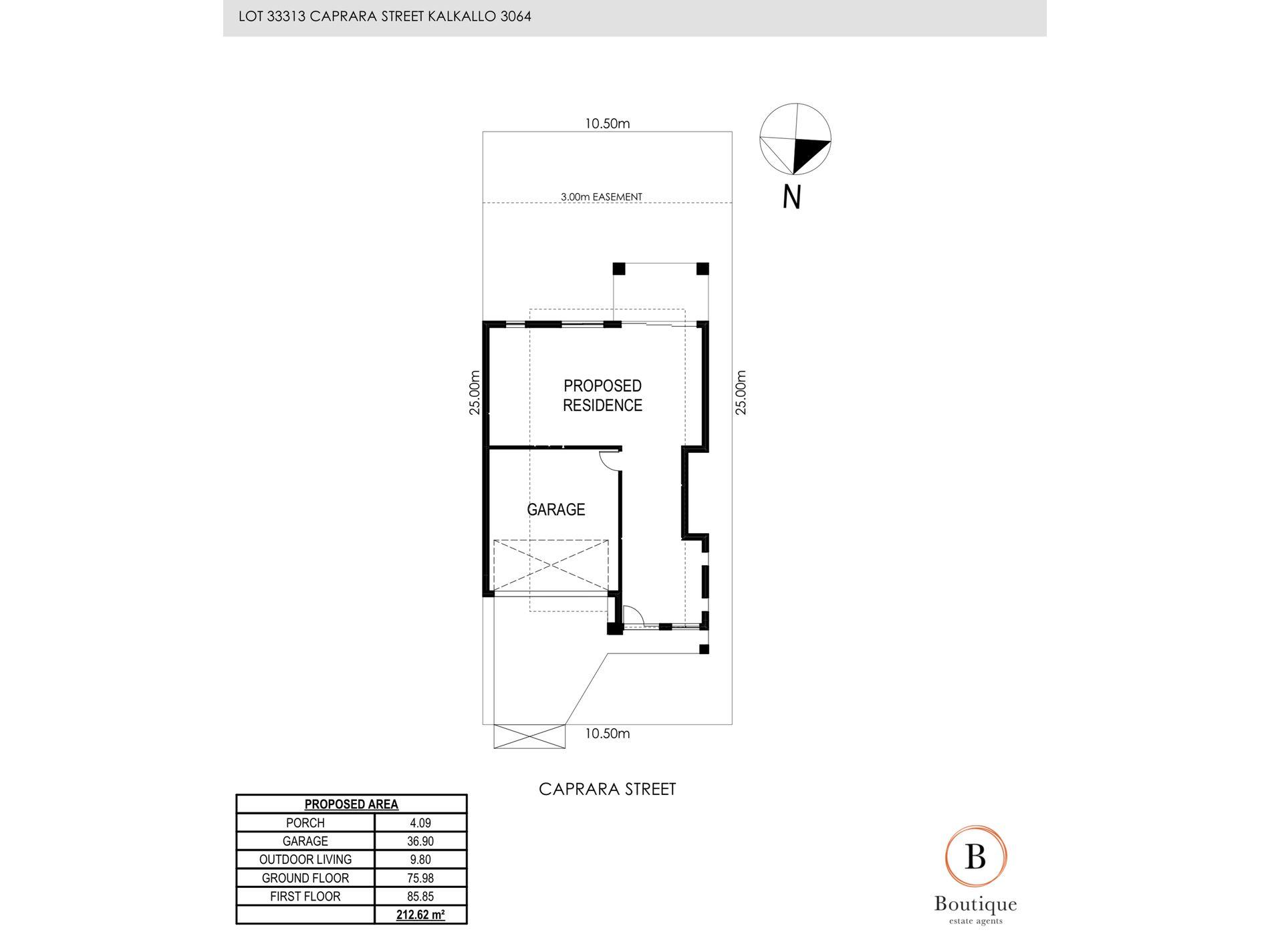 Lot 33313 Captara Street, Kalkallo
