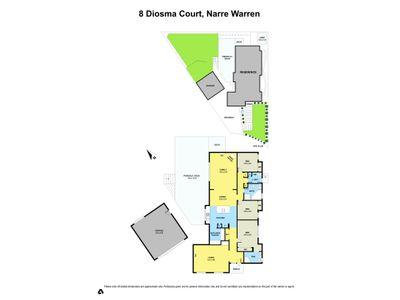8 Diosma Court, Narre Warren