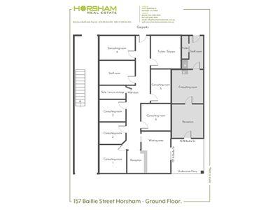 157 Baillie Street Horsham , Horsham