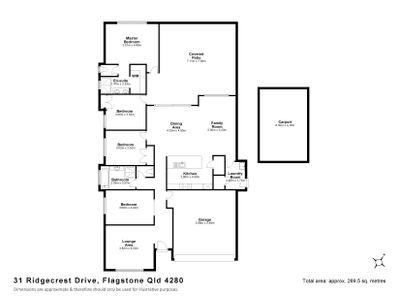 31 Ridgecrest Drive, Flagstone