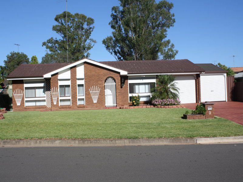 3 Calypso Road, Cranebrook