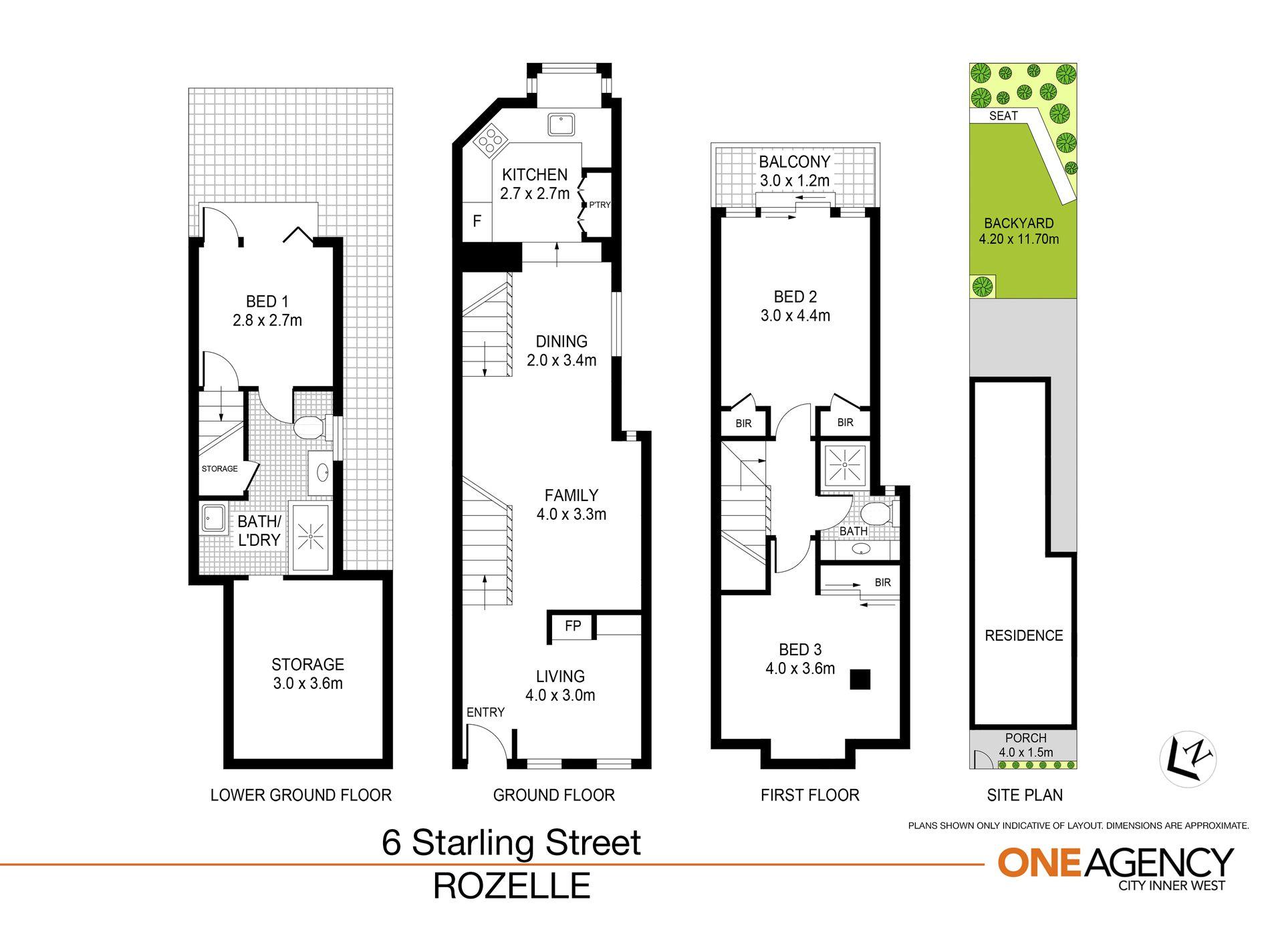 6 Starling Street, Rozelle