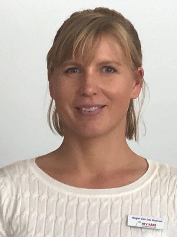 Angela Van Der Hoeven